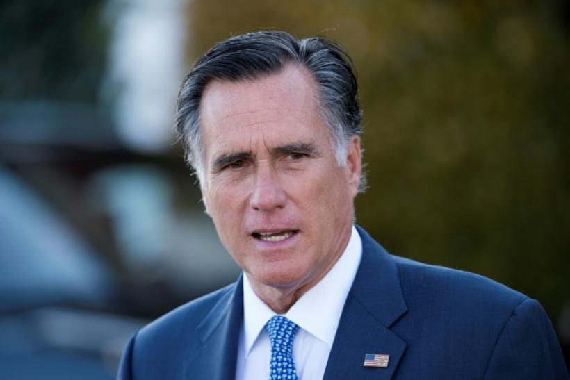 Republican Senator Mitt Romney said Trump's call for China and Ukraine to investigate Democratic rival Joe Biden was 'wrong and appalling'