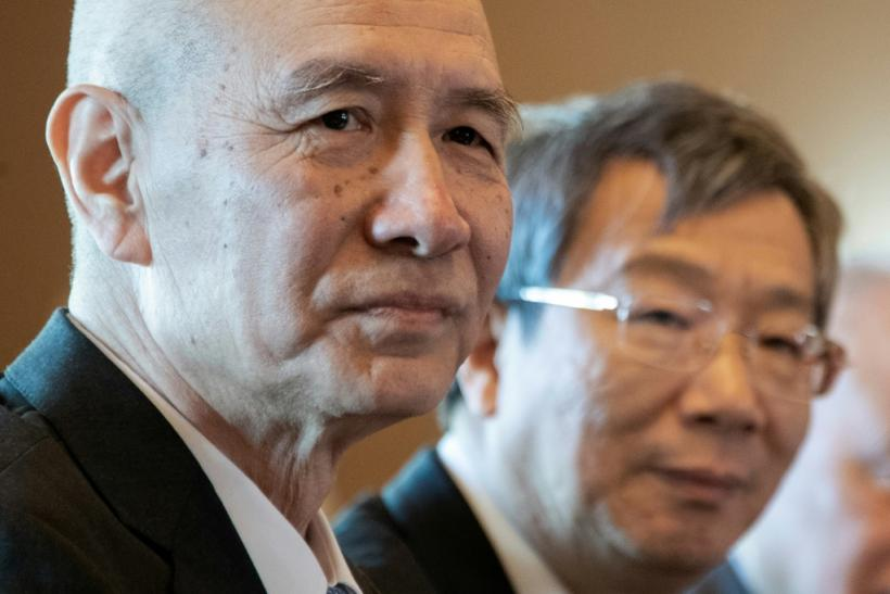 Chinese Vice Premier Liu He is due to lead a delegation to Washington to resume trade talks this week