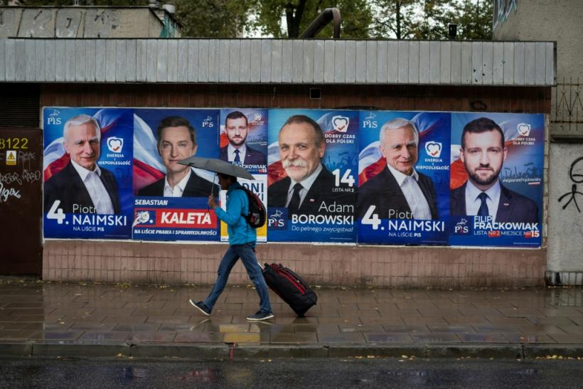 Poland goes to the polls on Sunday with the governing right-wing party expected to come out on top