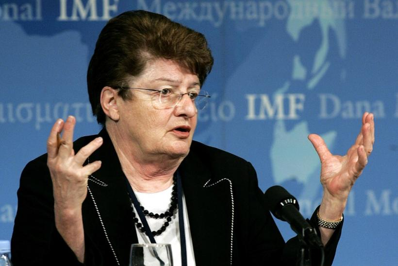 Anne Krueger is one of three women who could be awarded this year's economics Nobel Prize