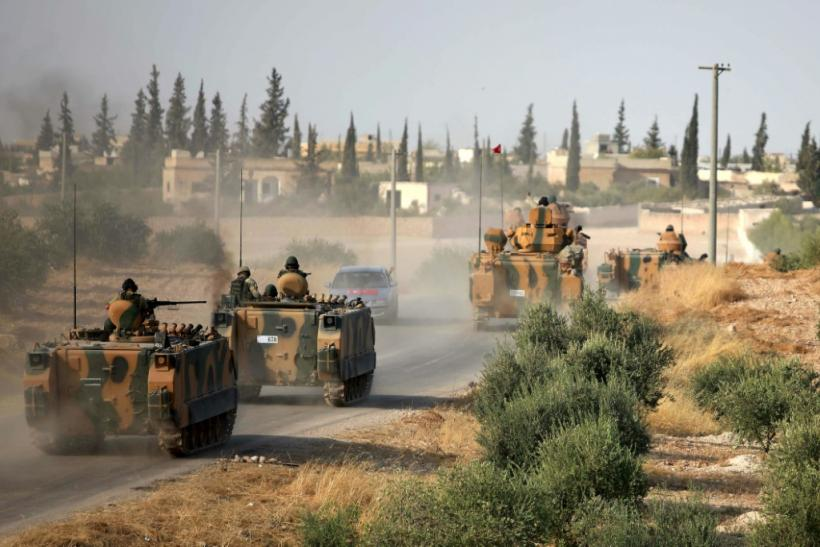 Repeated EU calls for Turkey to halt its incursion into northern Syria have gone ignored