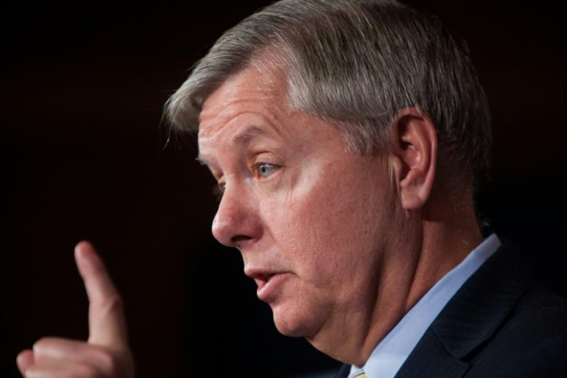 Republican Senator Lindsey Graham said the US will use sanctions to drive Turkey out of Syria