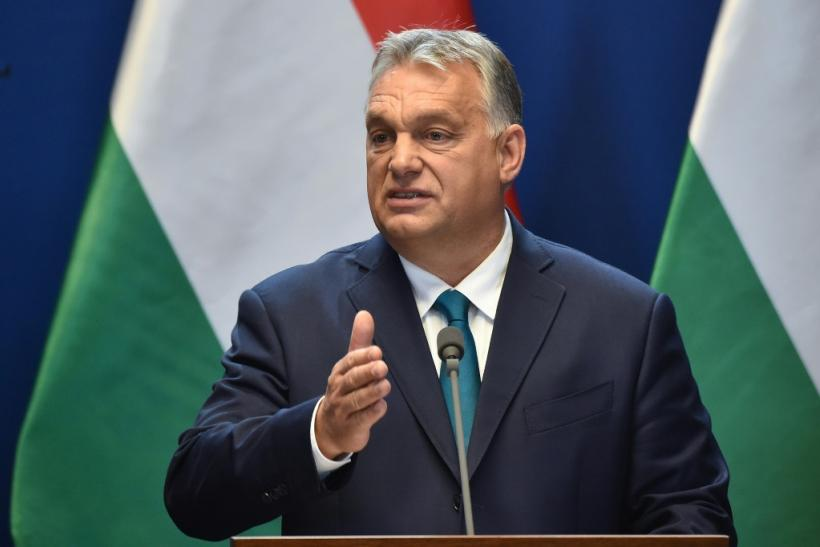 Orban argued that Hungary's contact with Russia was a win for everyone, including the EU and NATO