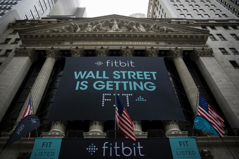 Fitbit made its debut on the New York Stock Exchange in 2015 but its market value has been slipping in the past three years