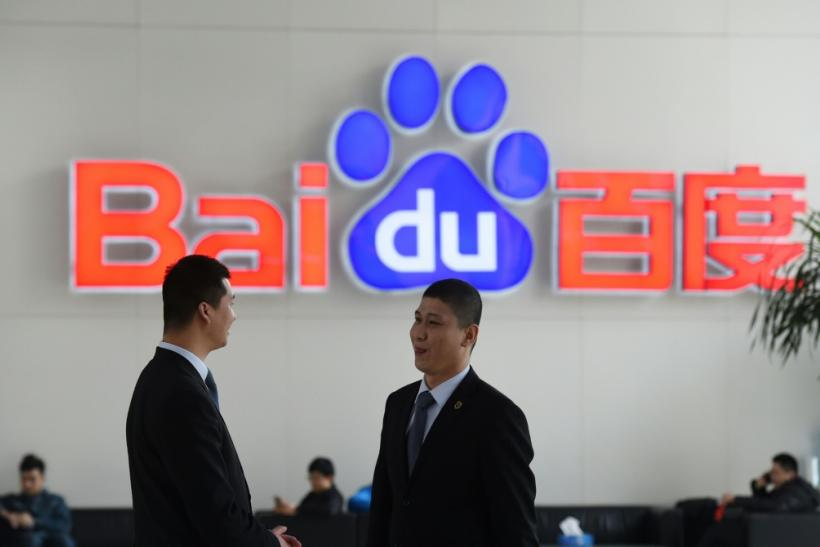 Baidu is facing competition from ByteDance, which runs popular video apps such as TikTok and Douyin and has moved into the online search sector
