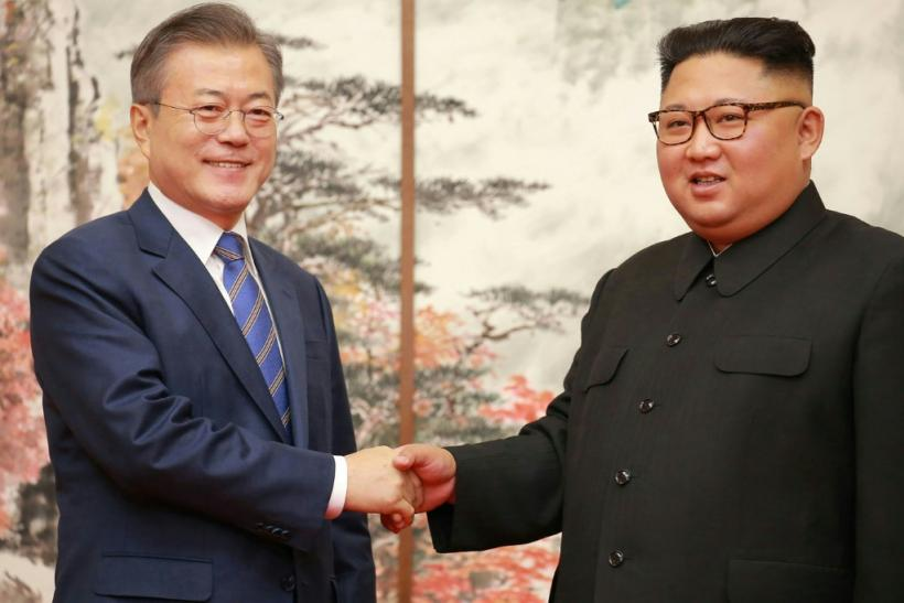 South Korean President Moon Jae-in has long championed engagement with North Korea