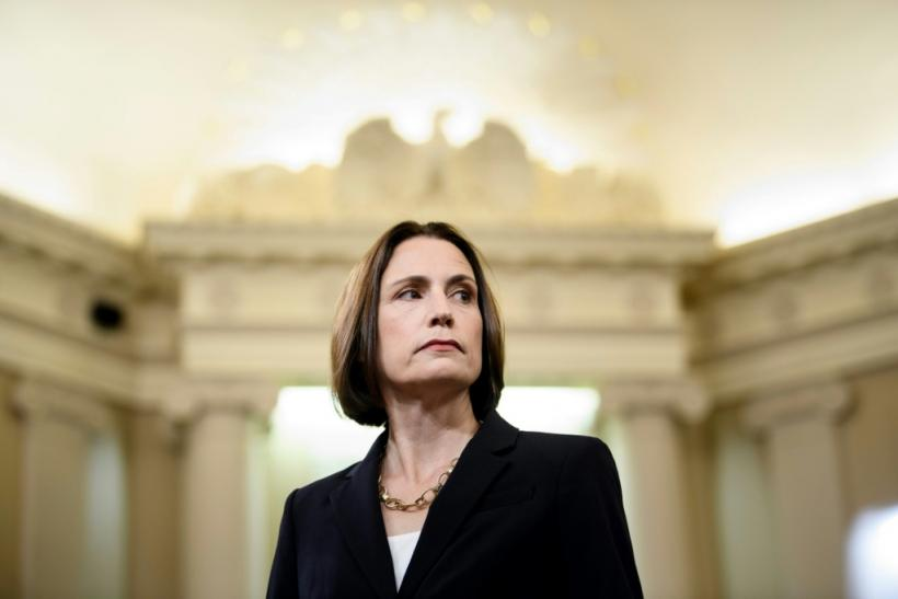Fiona Hill, a former White House expert on Russia, warned that Russia propagated the Ukraine conspiracy theories that US President Donald Trump embraces