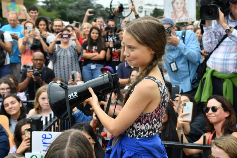 Swedish climate activist Greta Thunberg is only 16 but she has riled several world leaders