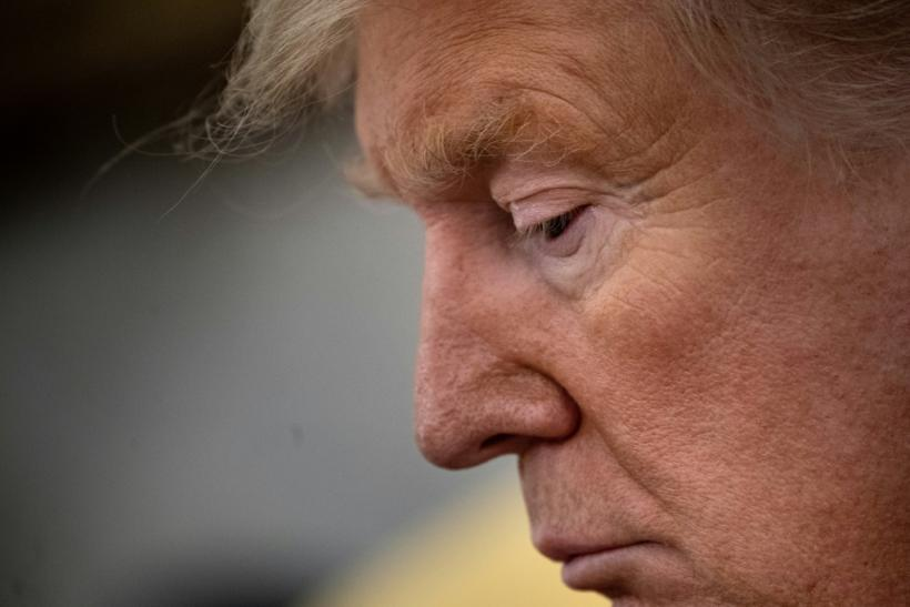 US President Donald Trump is furious on the eve of his likely impeachment