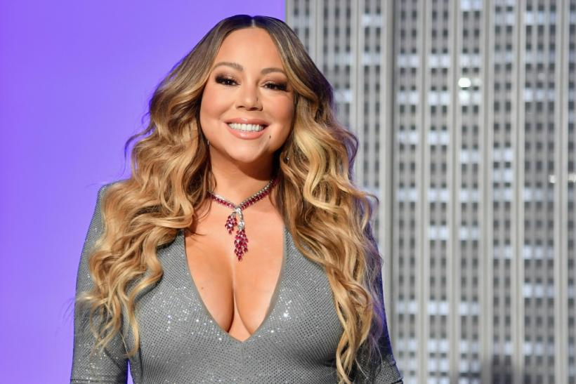 Mariah Carey (pictured December 2019) has had a number one single on the Billboard charts in the 1990s, 2000s, 2010s and 2020s
