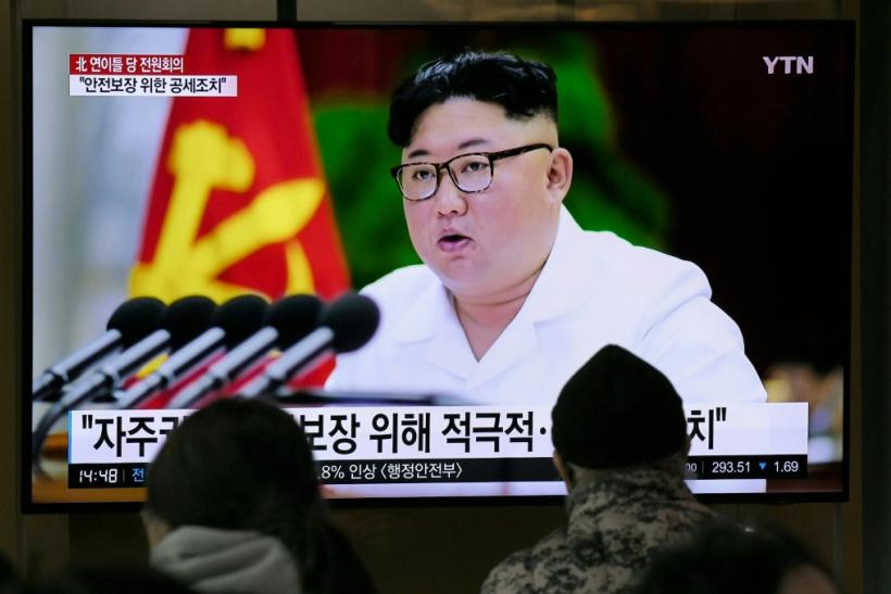 North Korean leader Kim Jong Un in December declared an end to North Korea's moratoriums on nuclear and intercontinental ballistic missile tests