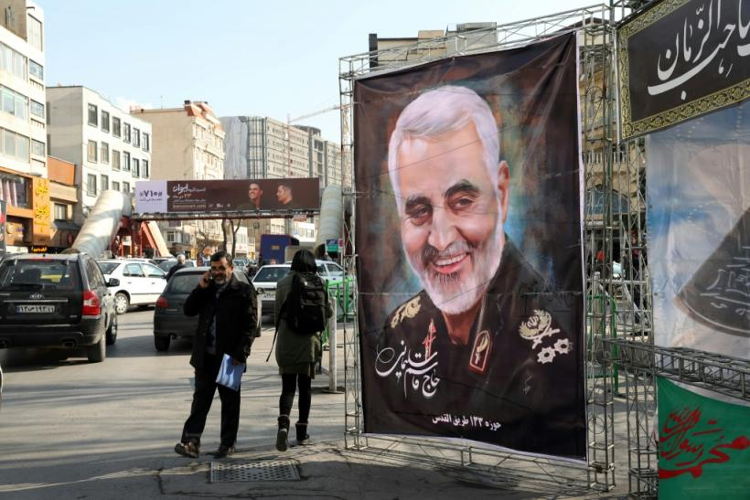 The new sanctions come three weeks after the US killing of the Quds Force commander Qasem Soleimani in a missile strike that Washington claimed was preemptive