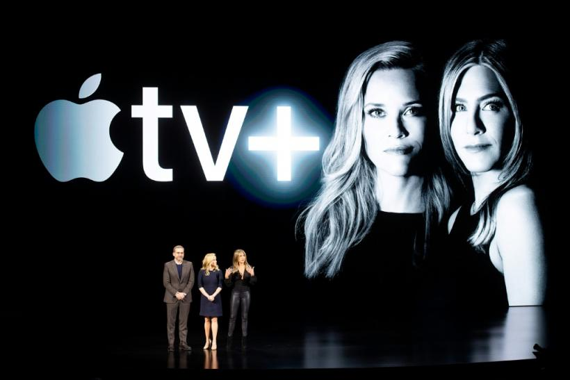 Apple's latest results were boosted by the launch of its star-packed Apple TV+ streaming television service