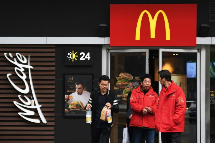 Three thousand McDonald's restaurants in China will remain open, but about 300 will close in the virus-hit Hubei province, the company said