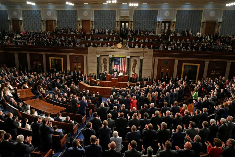 US President Donald Trump delivered a State of the Union address that the stage for his re-election bid later this year