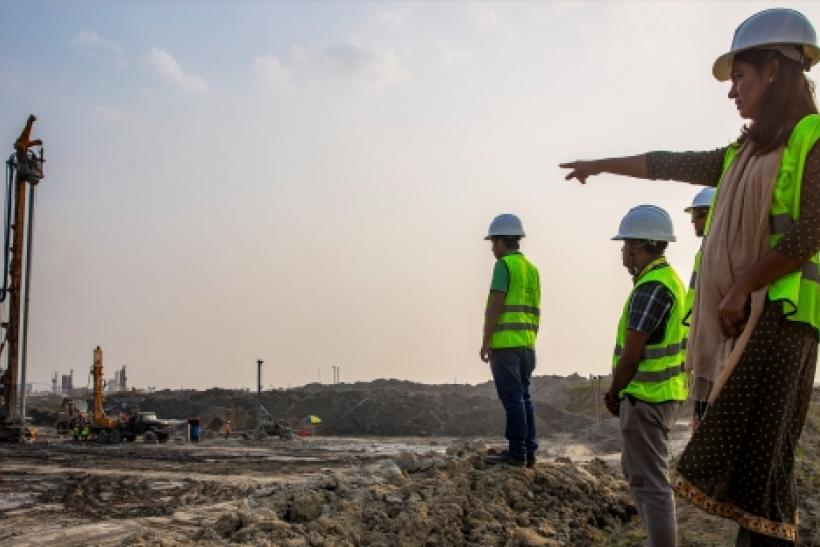 Bangladesh's first nuclear power plant