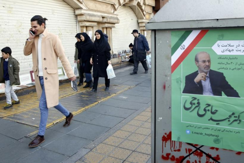 Many Iranian voters feel their lives have been crippled by an economic slump exacerbated by harsh US sanctions since President Donald Trump pulled the United States out of a landmark nuclear deal with the Islamic republic in 2018