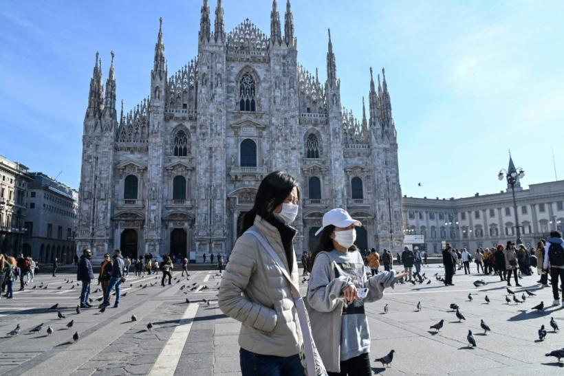 Italy has emerged as a new hotspot for the novel coronavirus outbreak along with Iran and South Korea