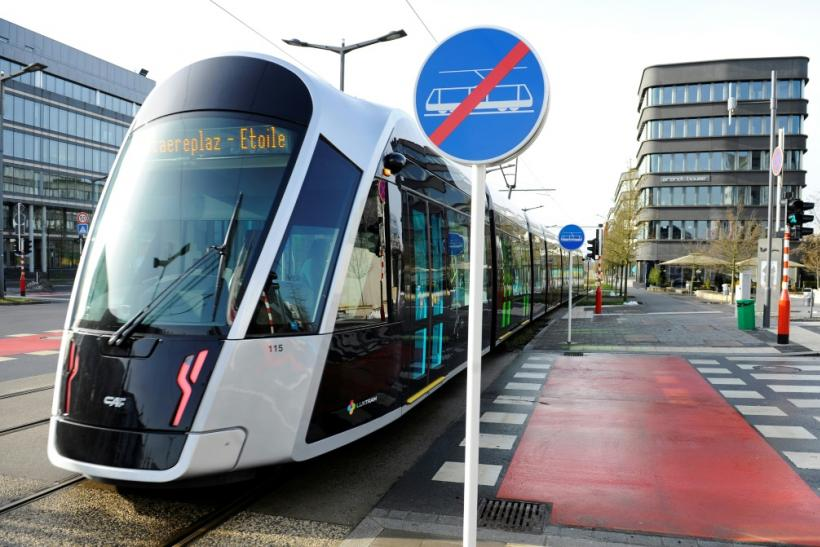 Private cars are the most used means of transport in Luxembourg, but the government is hoping to change that with the new free ride policy