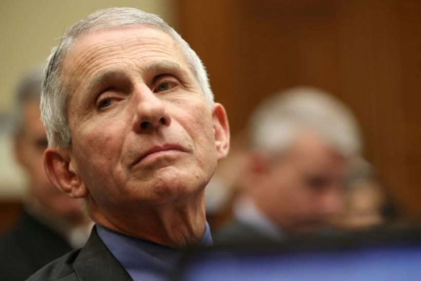 Anthony Fauci, director of the NIH National Institute of Allergy and Infectious Diseases, has been hailed by Americans across party lines