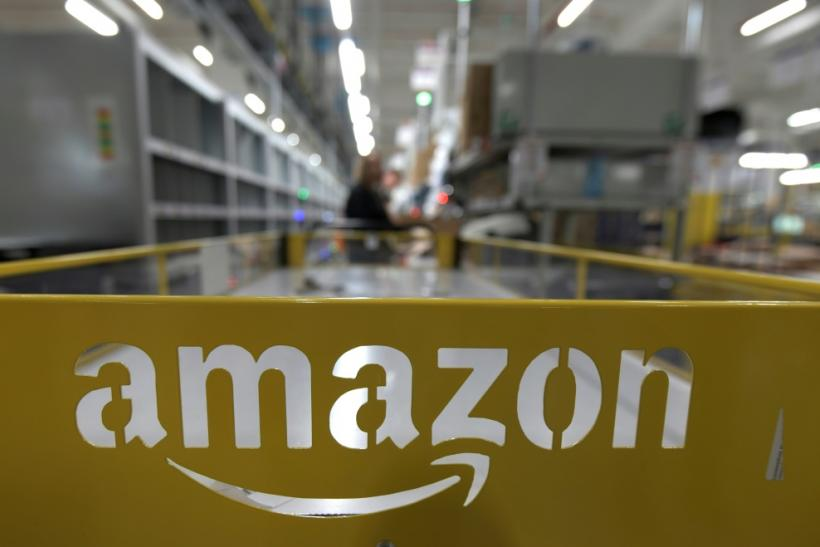 Amazon is being seen as a lifeline for many consumers hunkered down due to the virus pandemic but faces a test in living up to its new role