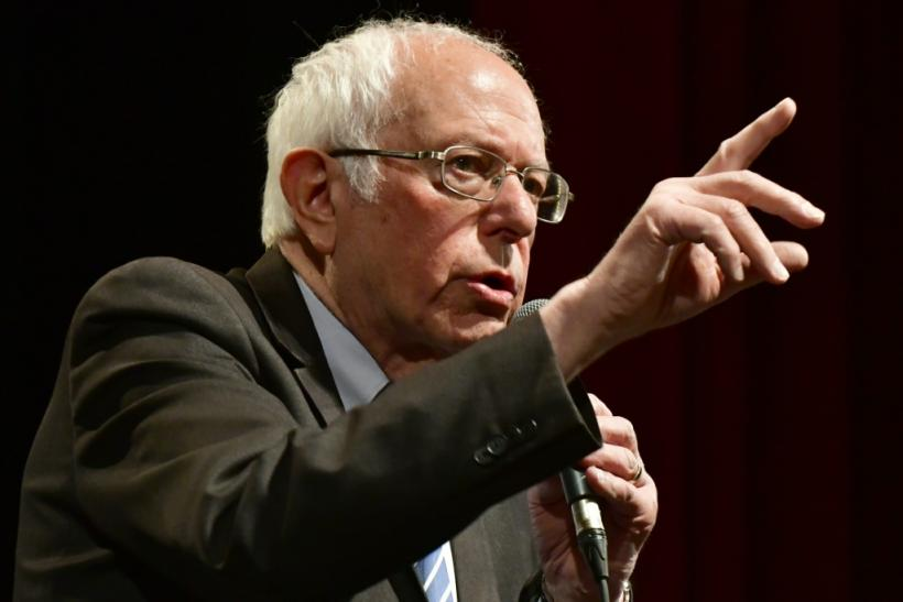 Bernie Sanders is under fresh pressure to bow out of the race for the Democratic White House nomination after losing the three latest primaries to Joe Biden