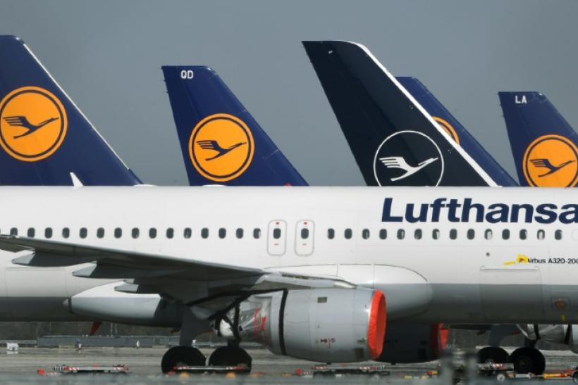 Around 700 of Lufthansa's roughly 760 aircraft are currently parked at airports and more than 80,000 of its 130,000 staff are on part-time work schemes