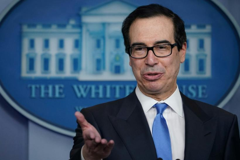 While some key US states are seeing signs of a second wave of infections, Treasury Secretary Steven Mnuchin said there would be no return to an economy-strangling lockdown
