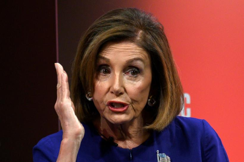 "US Speaker of the House Nancy Pelosi asked for an interagency briefing for the House of Representatives on ""President Trump's inexplicable behavior towards Russia"""