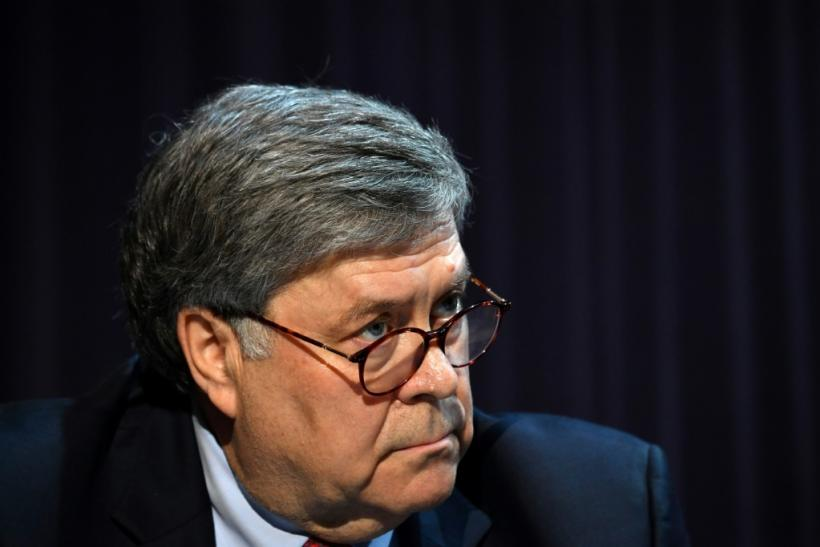 """US Attorney General William Barr has accused China of mounting an """"economic blitzkrieg"""" on the global economy"""