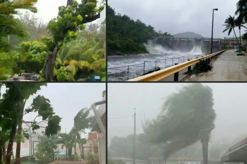 Hurricane Isaias unleashes flooding, topples trees and knocks out power for thousands