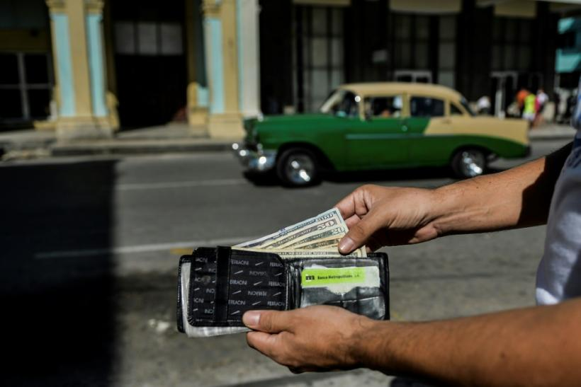 The Cuban government needs dollars to pay for imports -- which account for 80 percent of what the island nation consumes