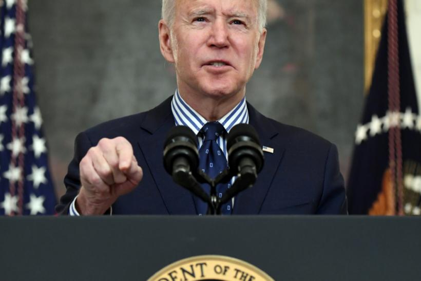 Biden signs historic $1.9 trillion Covid-19 relief law