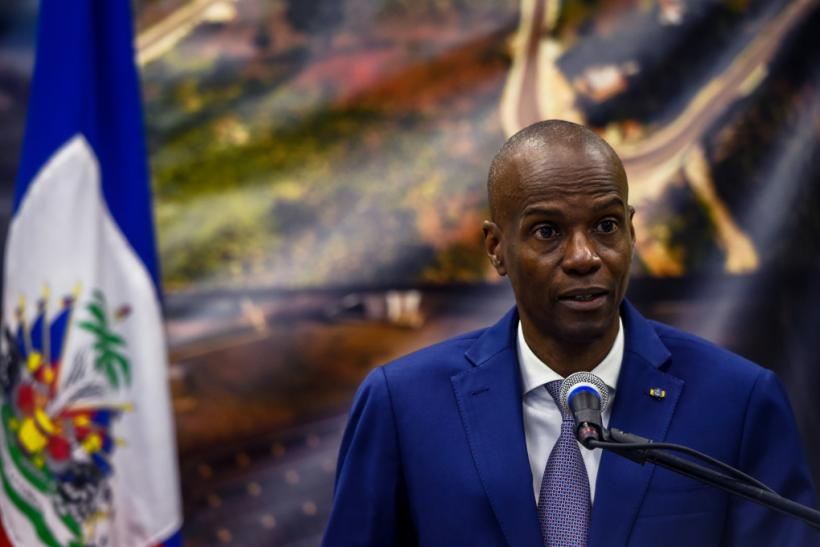 Haiti President Jovenel Moise was assinated in his home