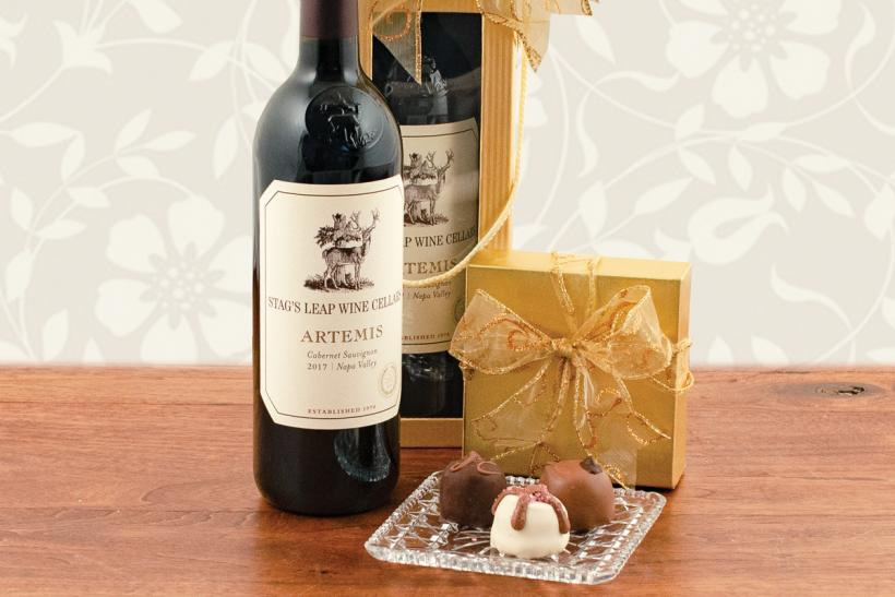 Pretty gift baskets for any budget and any occasion.