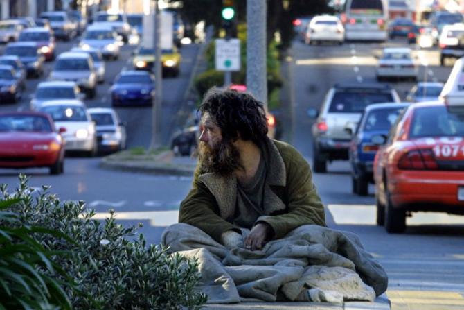 Poverty and homelessness on the rise in U.S