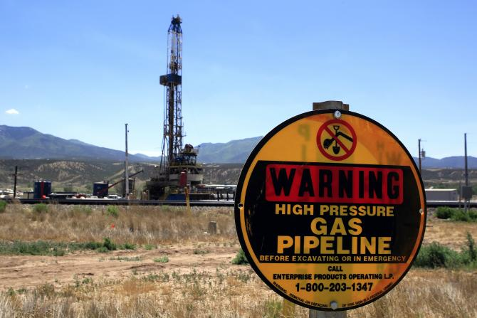 Colorado oil and gas drilling