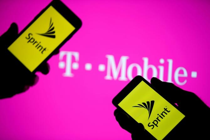 T-Mobile, Sprint
