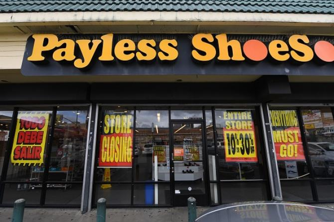 Payless GC and Returns