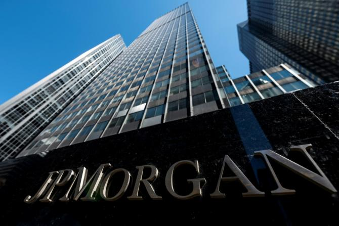 JPMorgan Chase was among the large banks to signal that lower interest rates will dent profits in 2019