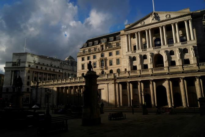 """The UK economy is expected to rebound by 7.25 percent this year thanks to """"the slightly earlier easing of restrictions"""" amid vaccine rollouts, the central bank said as it upgraded its prior guidance of a 5.0-percent expansion."""