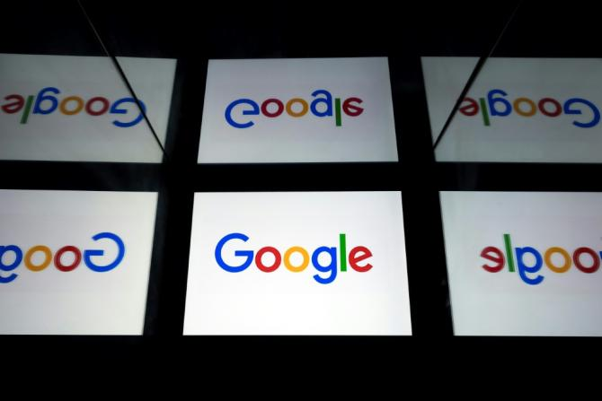 Google parent Alphabet reported a sharp rise in profits amid growth in digital advertising