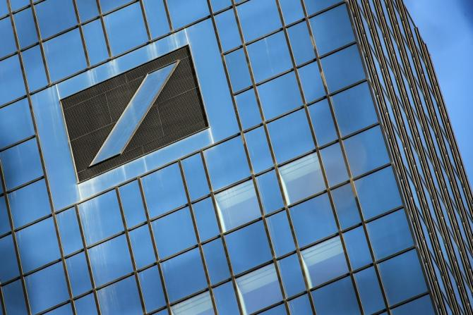 Deutsche's bottom line was boosted by lower provisions for credit losses as the recovery from the pandemic lowers the risk borrowers will default on their loans