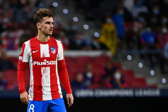 France's Antoine Griezmann is among several football stars who have invested in French gaming startup Sorare