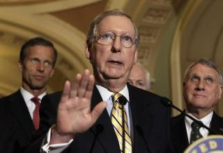Is US Headed For Fiscal Cliff, Or Mitch McConnell To The Rescue?