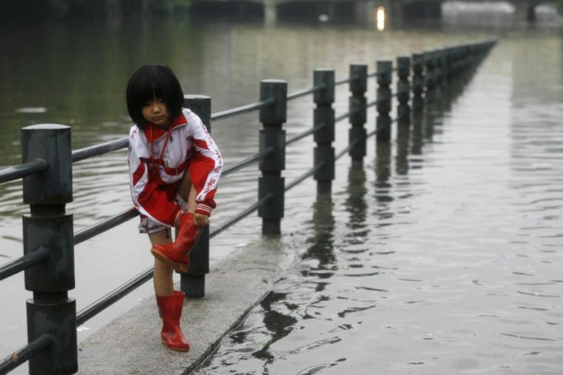 Heavy rains forecast for China after floods kill dozens