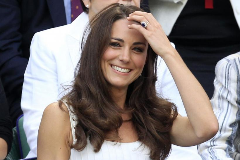Kate Middleton's summer day out at Wimbledon