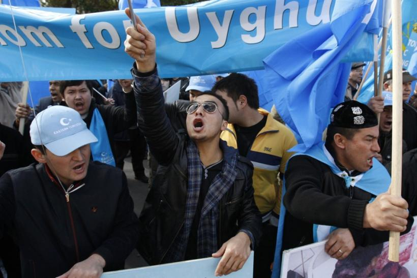 Uyghur protests