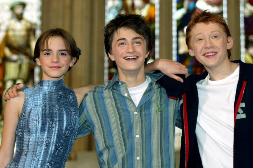 Harry Potter Main Cast...
