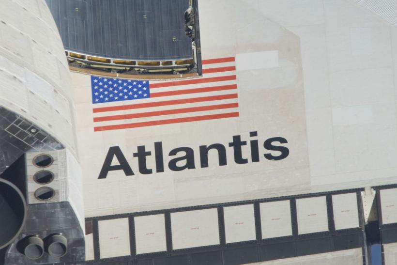 Atlantis Mission (4 of 8)